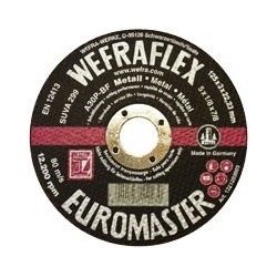 Vágókorong fém Wefra...