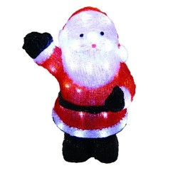Karácsonyi Télapo figura...