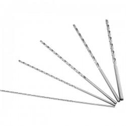 Fémfúró köszörült 7.0x290 mm Extra hossz HSSM2 Andrill