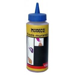 Falazó zsinór jelölő festék piros 150 g Modeco