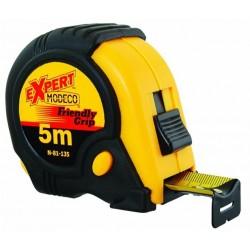 Gumírozott mérőszalag 5m x25mm  Modeco Expert
